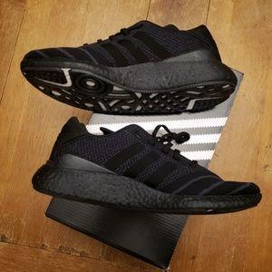 New Adidas Pure Boost PK Black